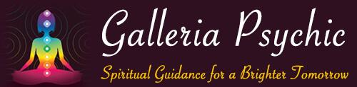 Galleria Psychic Logo